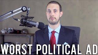 Video The Most Outrageous Political Ad I've Ever Seen | Virginia's Gubernatorial Race download MP3, 3GP, MP4, WEBM, AVI, FLV Januari 2018