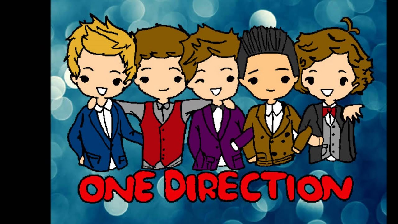 chibi one direction coloring pages - photo#36
