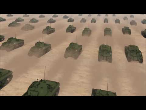 US Field Artillery March 7 Hours