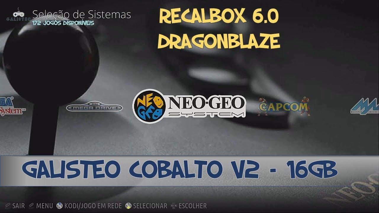 16gb RecalBox image from Galisteo