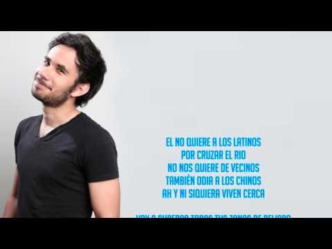 Ese Gringo | Parodia | Werevertumorro | Letra