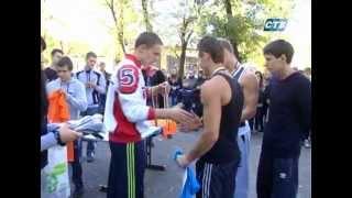 Cоревнования по Workout и Gimbarr в Северодонецке