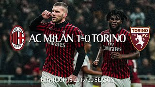 Highlights | Ac Milan 1-0 Torino | Matchday 24 Serie A Tim 2019/20