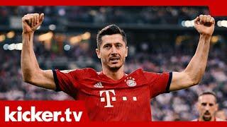 Bayern gegen Bayer - Topstart gegen Fehlstart | kicker.tv