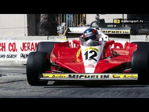 Download Gilles Villeneuve - a star too bright for the F1 galaxy