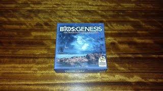Bios: Genesis Solo Play
