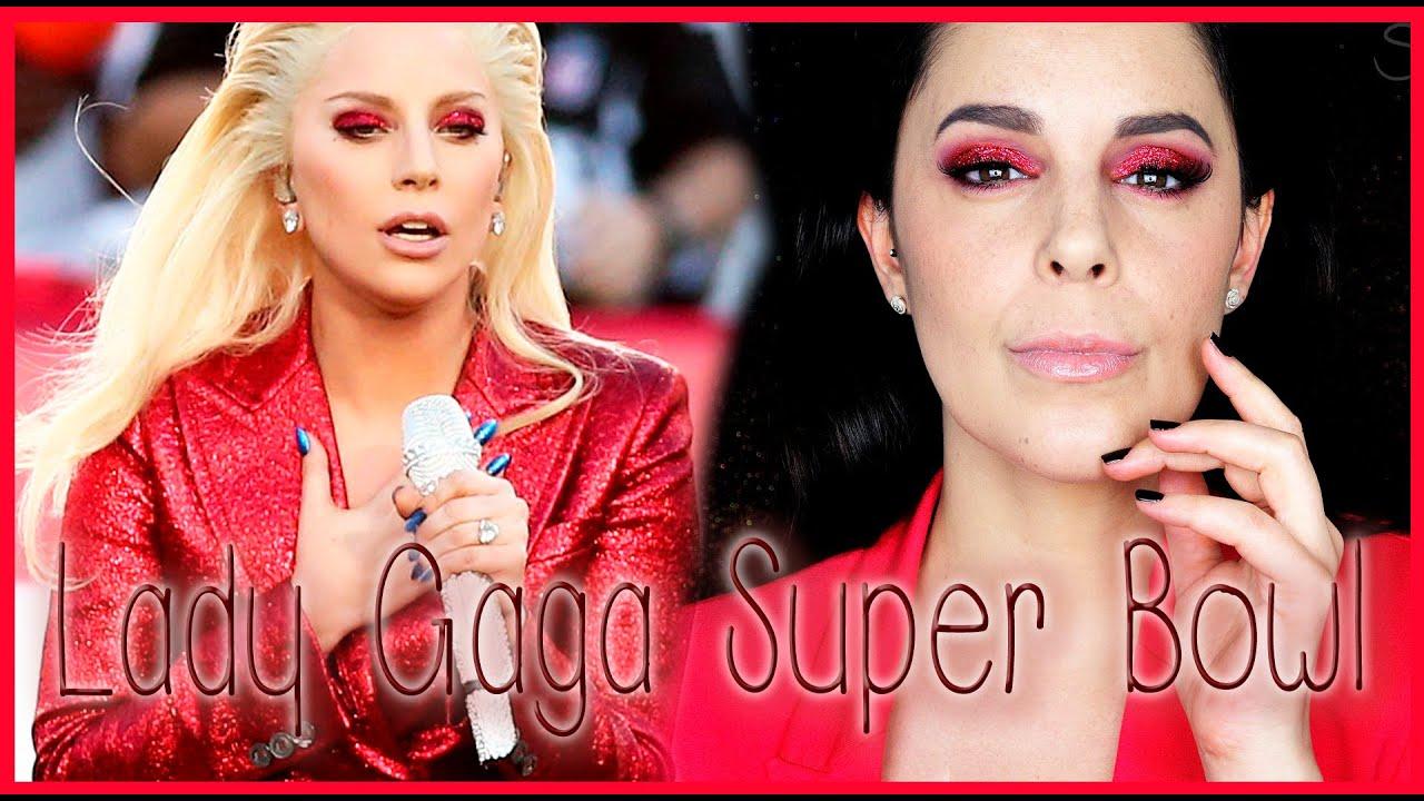 Lady Gaga From 2016 Super Bowl Makeup Tutorial