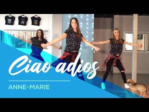 Ciao Adios - Anne-Marie - Easy Fitness Dance Choreography - Baile - Coreografia