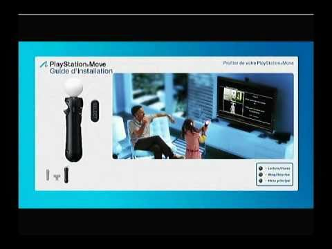 playstation move setup guide guide d installation fran ais youtube rh youtube com TV Setup TV Setup