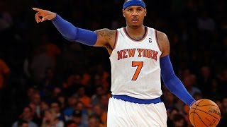 Carmelo Anthony Is About to Score 24,000 Career Points