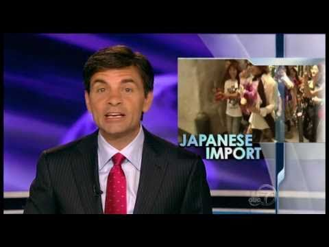 Yoshiki (X Japan) on ABC World News