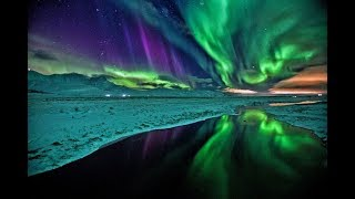Epic Aurora   Northern Lights - How is 🎄Polar Storm🎄 Made?