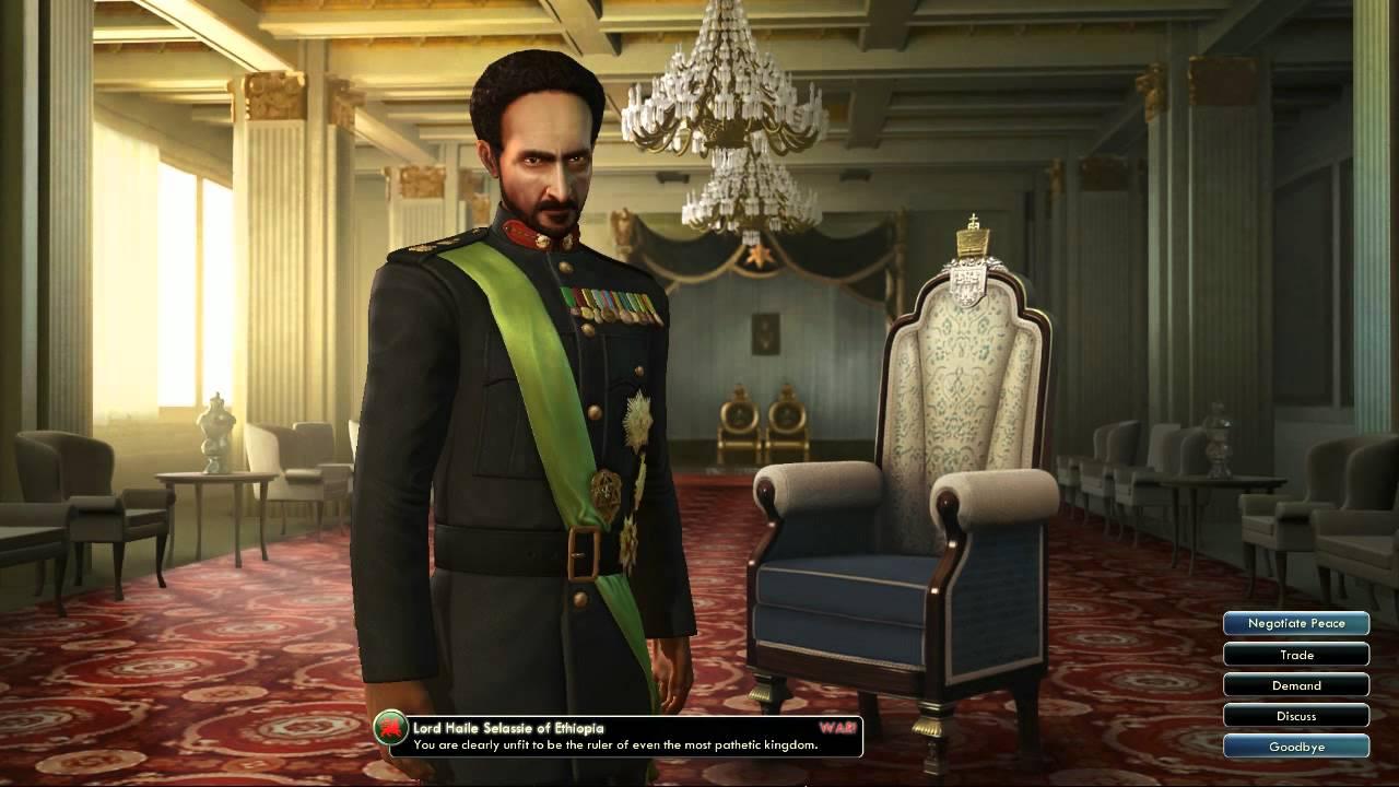 Civilization V OST | Haile Selassie War Theme ...