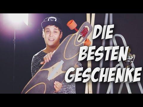 DIE BESTEN GESCHENKE FÜR JUNGS ! | LIONTTV