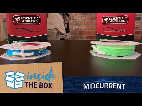 Inside The Box: Episode #9 - Scientific Anglers Amplitude Trout And Smooth Infinity Fly Lines