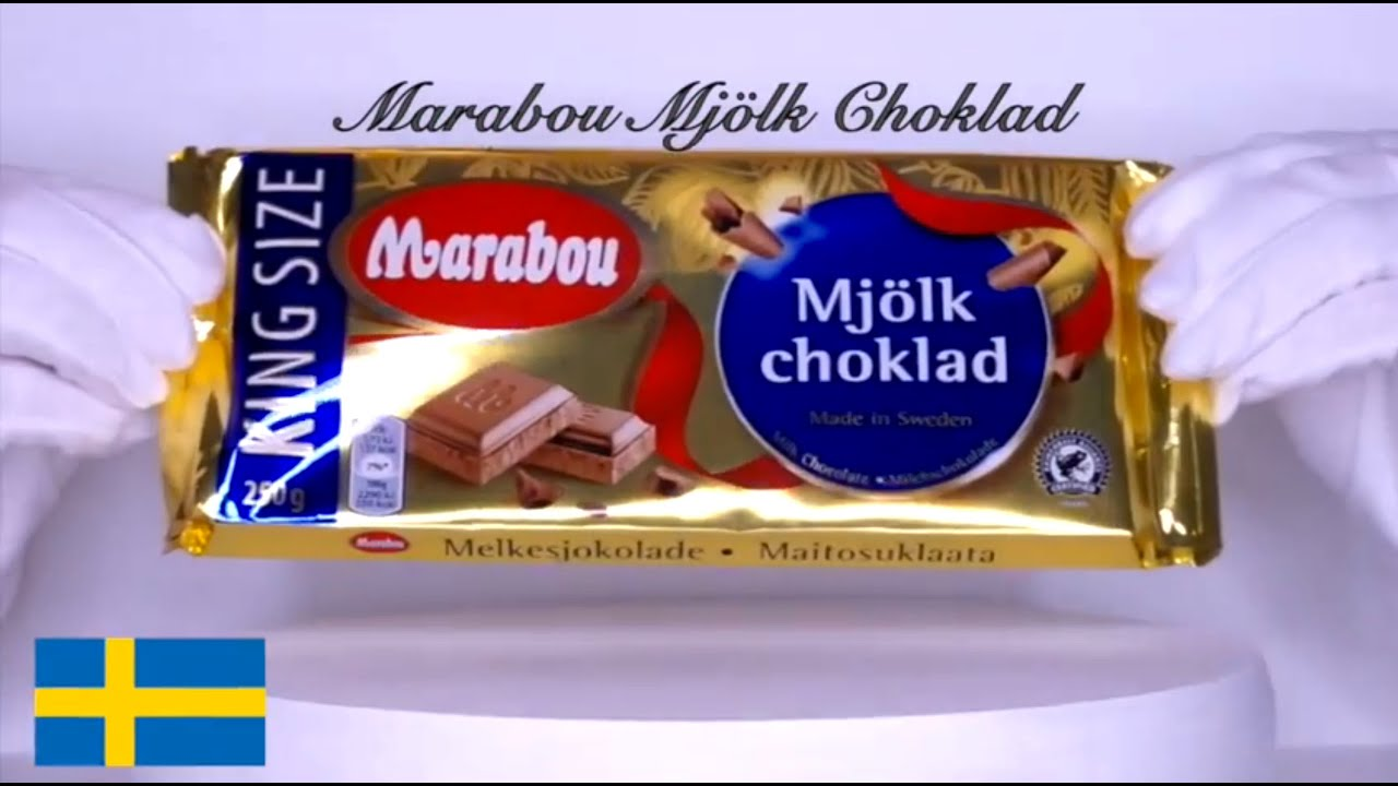 chokladmousse med marabou mjölkchoklad