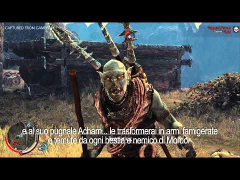 La Terra di Mezzo: L'Ombra di Mordor - Armi e Rune Trailer Ufficiale