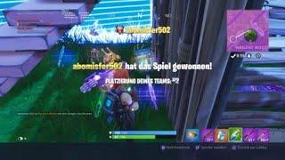 Spieler schießen durch die Wand und gewinnen !!!/Fortnite Battle Royale