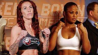 UFC 238: Cris Cyborg versus Laila Ali Full Fight Video Breakdown by Paulie G