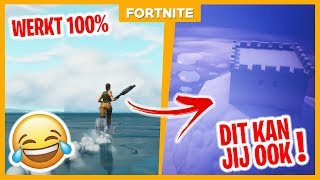 HOW TO GET TO THE ICEBERG!! GLITCH WORKS 100%-Fortnite