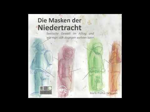 Die Masken der Niedertracht YouTube Hörbuch Trailer auf Deutsch