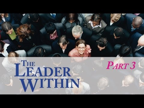 Part 3 - The Master of Your Own Ship -  The Leader Within Webinar Series