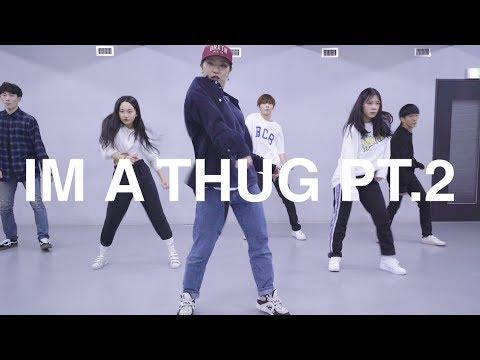 IM A THUG PT 2 - YG | HERTZ choreography | Prepix Dance Studio