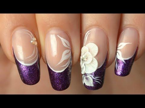 Nail art 3d acrylique