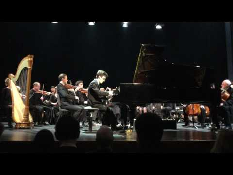Concerto for Piano & Orchestra, Witold Lutoslawski - Pieter-Jan Vrielynck, laureatenconcert