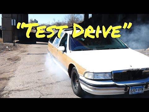 1992 Buick Roadmaster Wagon Review