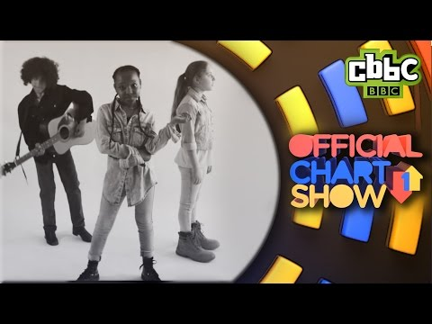 Rihanna and Kanye West- FourFiveSeconds Fan Cover - CBBC Official Chart Show