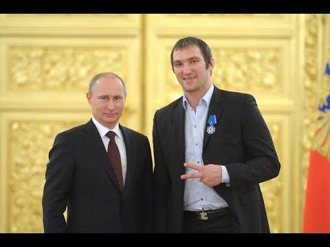 'Прощай Овечкин! Прощай Путин-тим!'