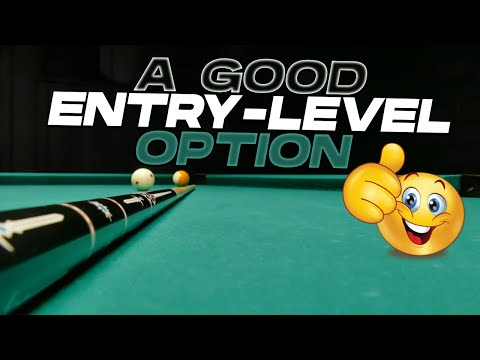 2021 Pool Cue Review: JFlowers JF 10-13F (LD Wood or Carbon Fiber Shaft)