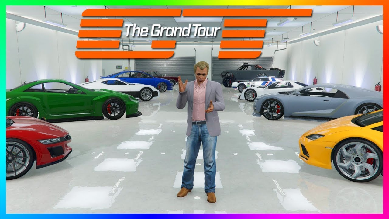 top 10 the grand tour cars to own in gta online best. Black Bedroom Furniture Sets. Home Design Ideas