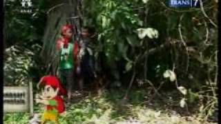 Si Bolang (Si Bocah Petualang) in Nantu Forest - PART 1