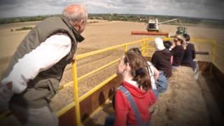 Weetabix Visit to Barton Hill Farm