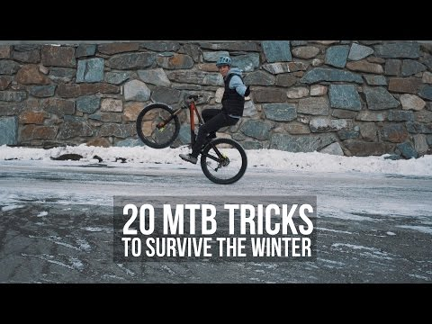 20 Tricks Mountain Bike Video