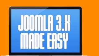 joomla made easy Part 1