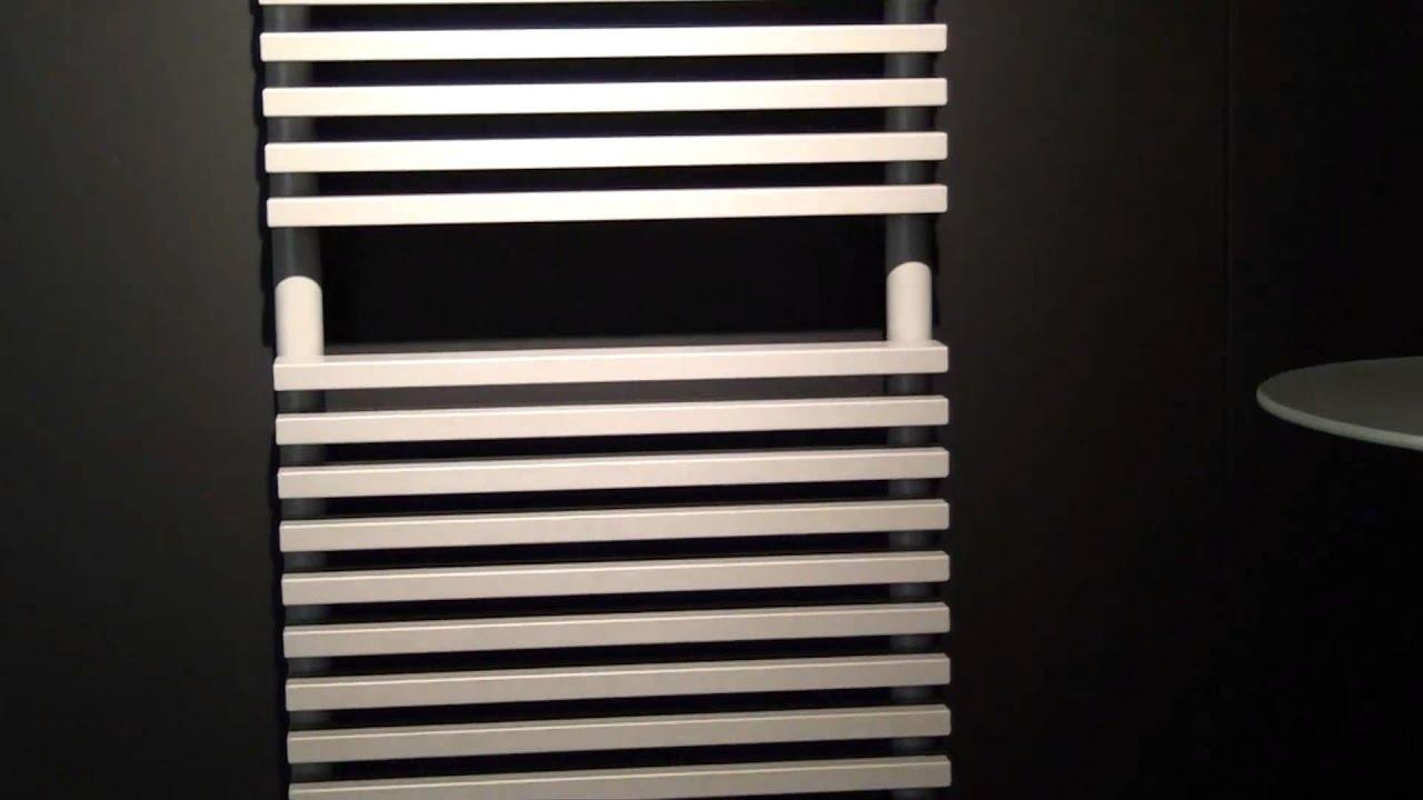 Thermic Zana designradiator - YouTube