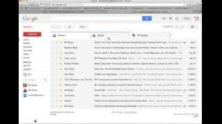 Gmail: Delete your Promotions Tab