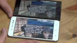 Lenovo S90 и сравнение с другими телефонами
