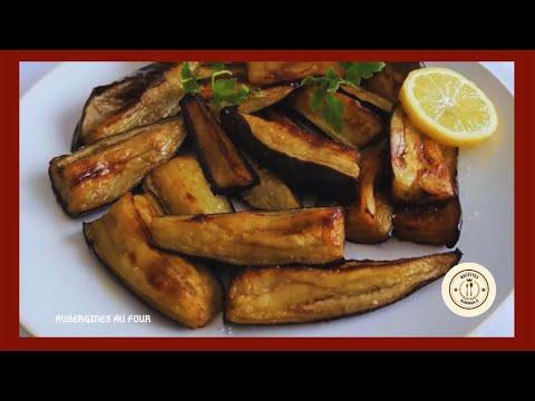 aubergines-au-four-recette-rapide-et-facile-,-الباذنجان-في-الفرن-وصفة-سهلة-وسريعة👍👌😍🌹🙌