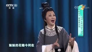 [梨园闯关我挂帅]越剧《红楼梦》选段 演唱:陶慧敏 程桂兰| CCTV戏曲