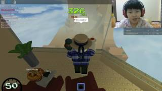 ROBLOX Wreck Ball Survival | Secret Room! | Costs 100$, of course ingame!