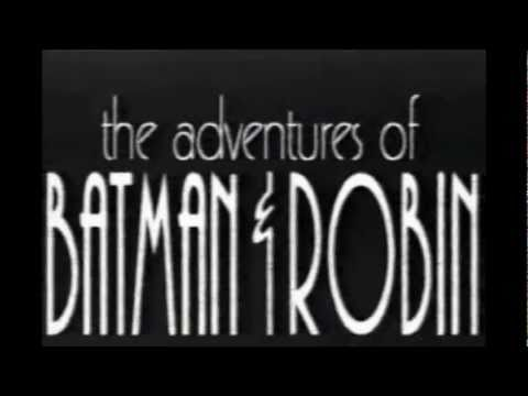 The Adventures of Batman and Robin alternate opening
