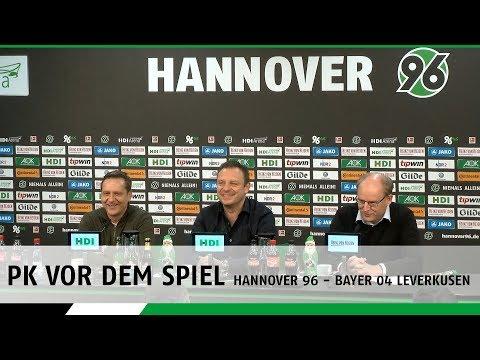 PK vorm Spiel | Hannover 96 - Bayer 04 Leverkusen