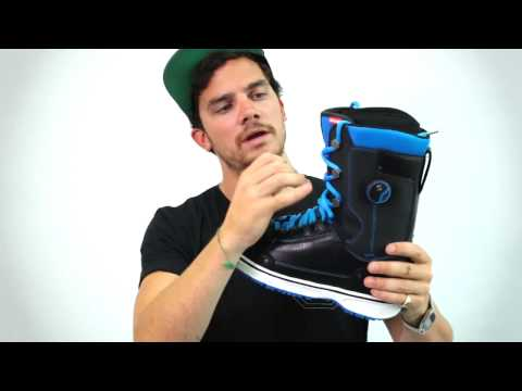 Veja o video – How to choose your snowboard boots