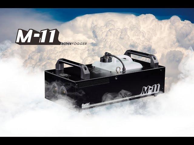 Antari M-11 Dual Output Stage Fog Machine