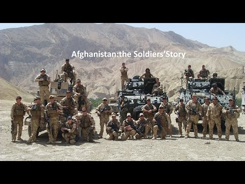 Afghanistan: The Soldiers' Story