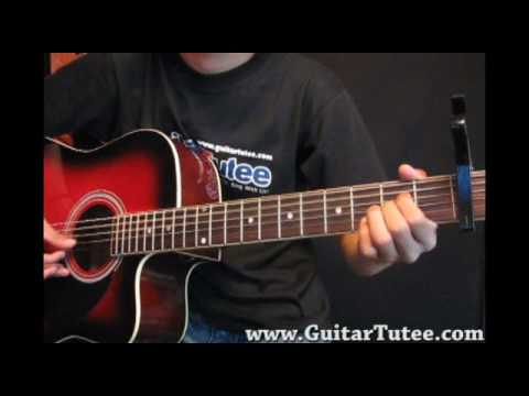Alison Krauss - Baby Now That I Found You, by www.GuitarTutee